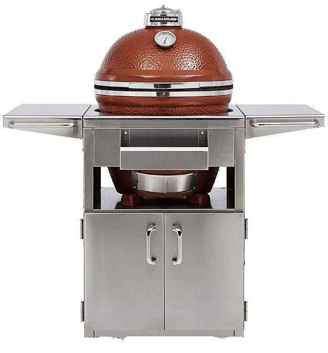 Kamado Joe Outdoor Kitchen: Kamado Joe Big Joe Stainless Steel Table For BigJoe
