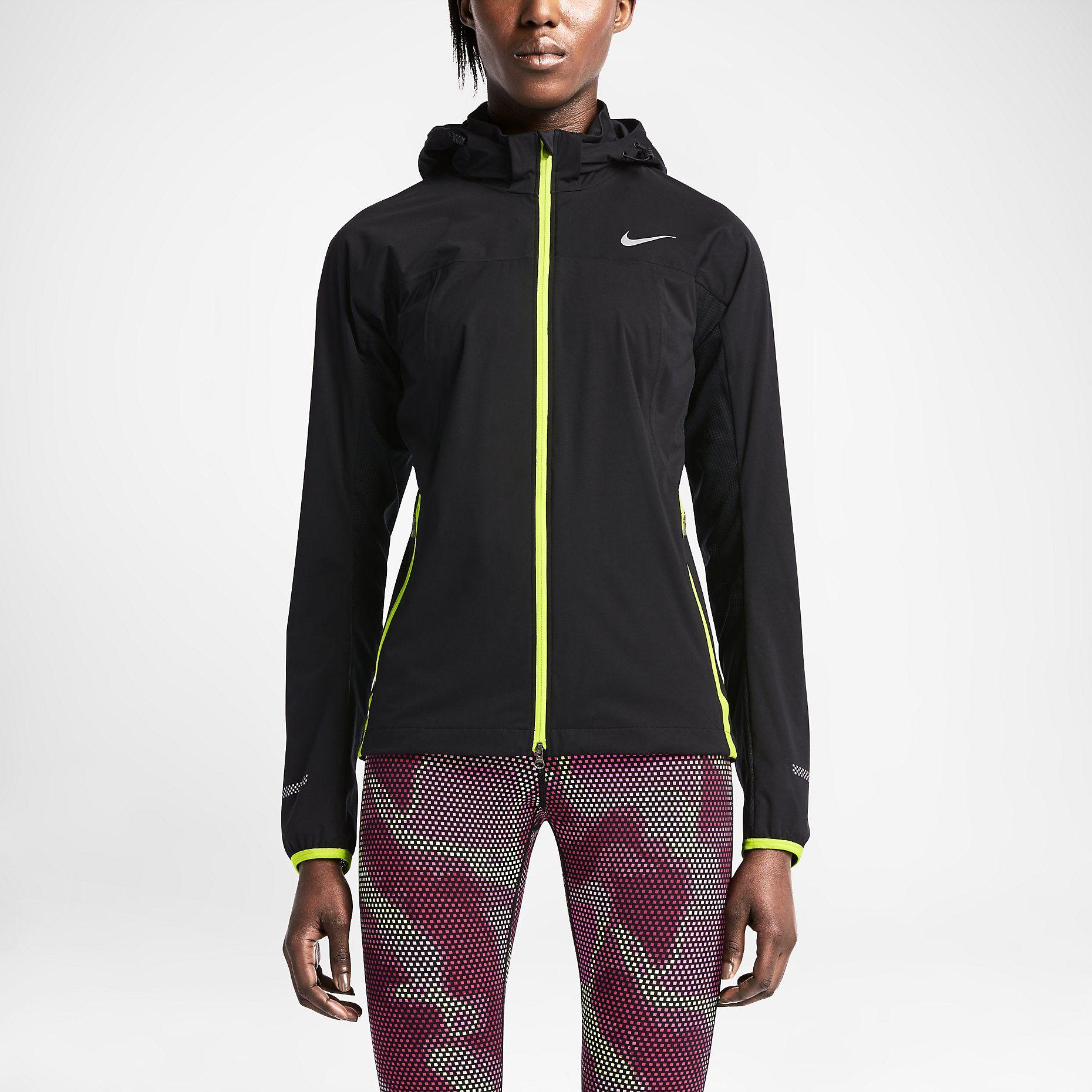 d028880da39a Nike Shield Light Women s Running Jacket. Nike Store