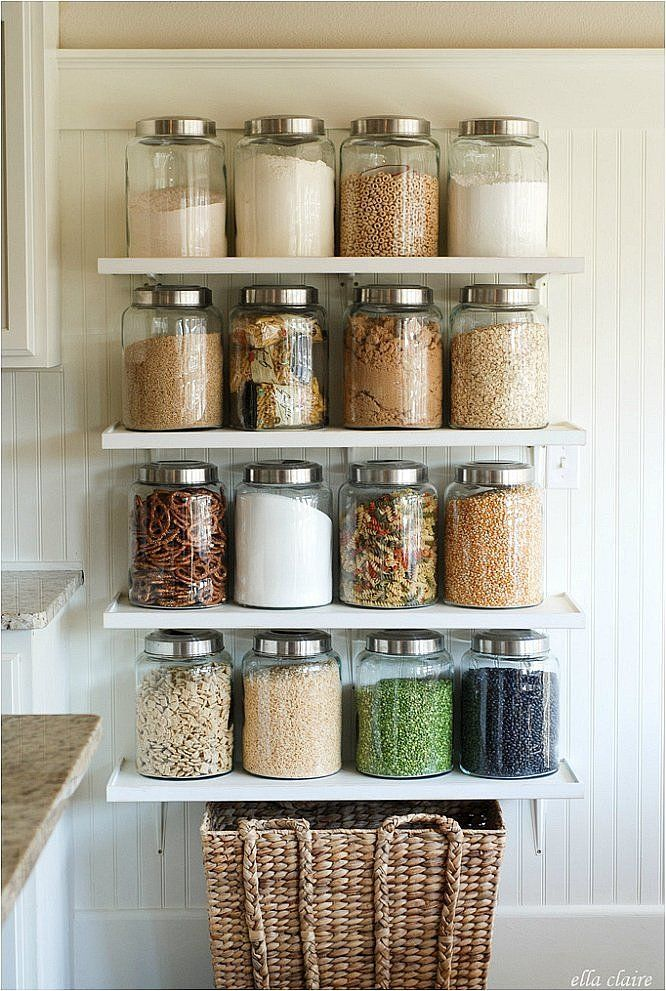 organizing small kitchens the 1 thing with organized kitchens do jars 1275