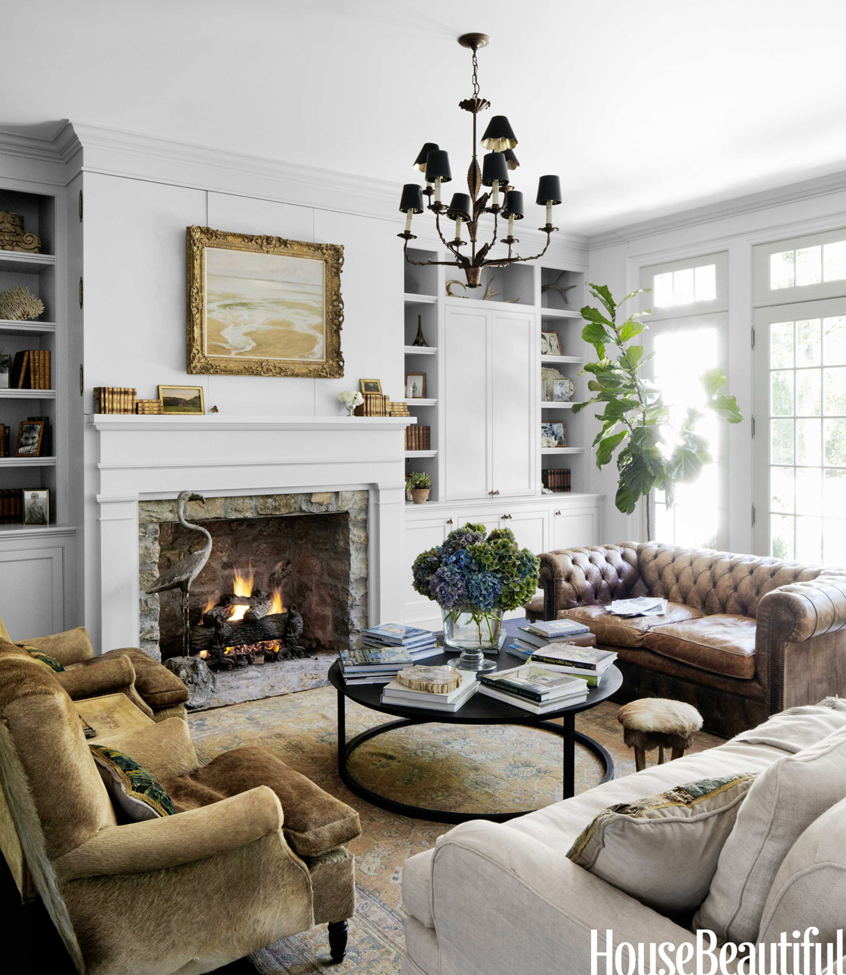 A Nashville House With an Old Soul  Living room sofa, Living room