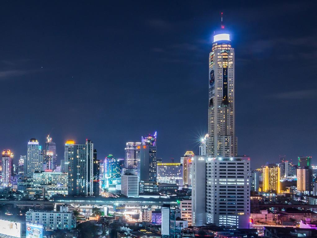 Baiyoke Sky Hotel- Check the price and booking now | Pattaya bangkok,  Bangkok, Thailand hotel