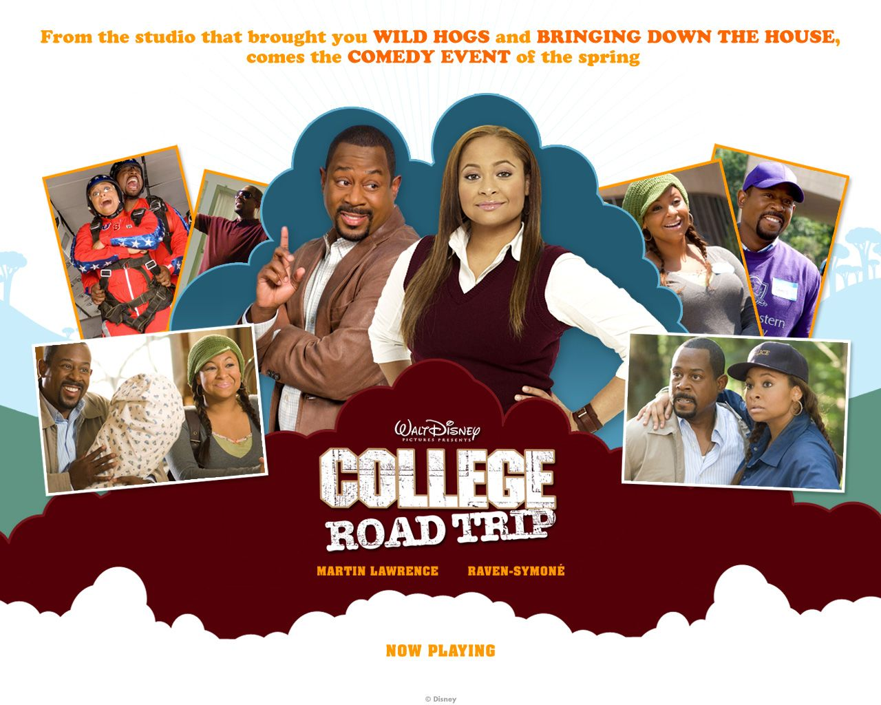 watch streaming hd college road trip starring raven