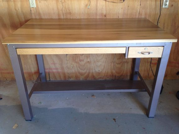 Vintage Industrial Kitchen Island Repurposed From A 1960s Drafting Table Industrial Design Furniture Repurposed Furniture Diy Vintage Industrial Furniture