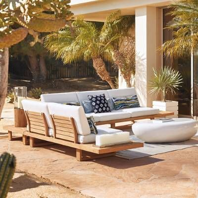 San Remo Modular Seating Outdoor Furniture Sets Luxury Home