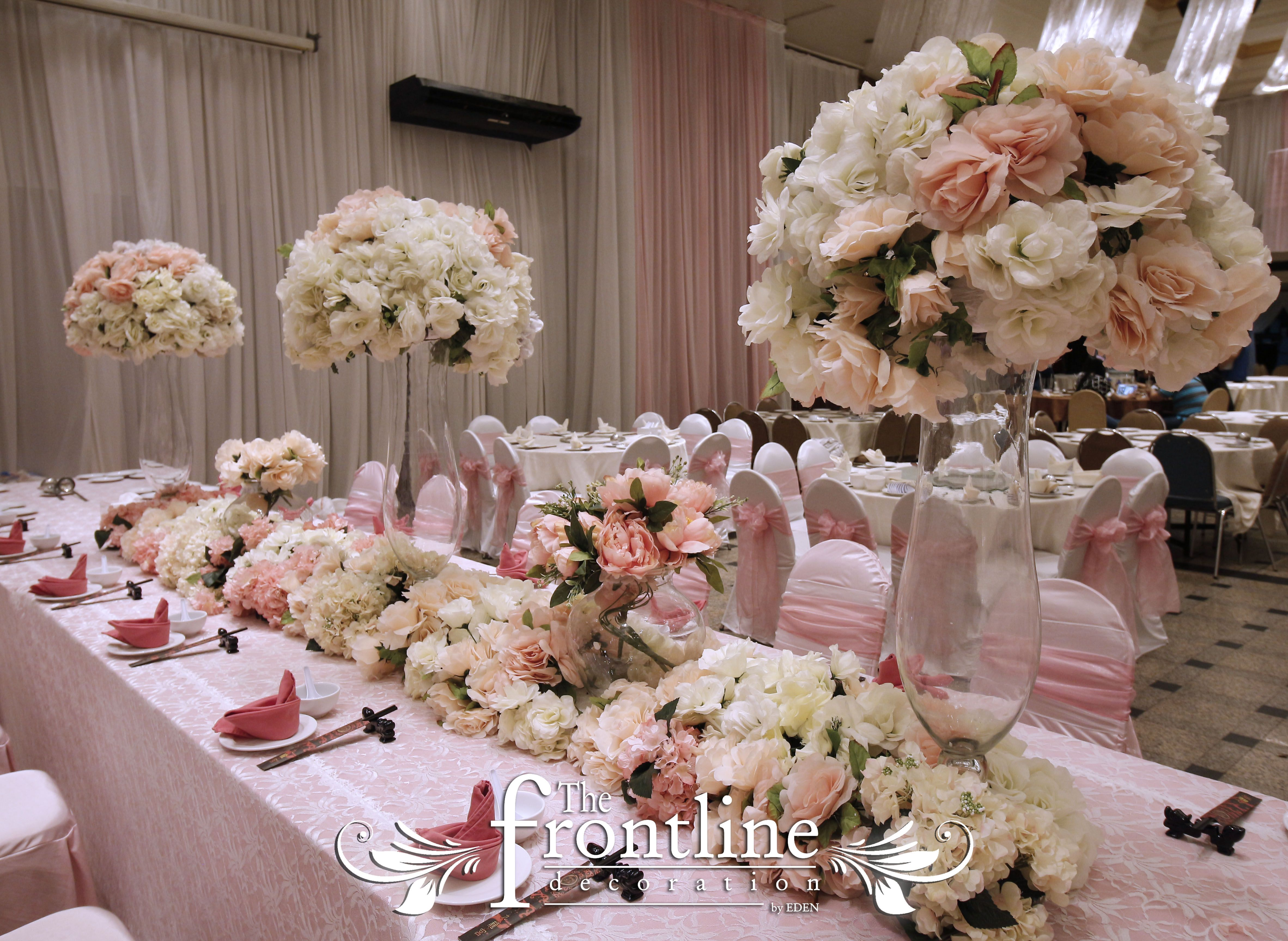 Pin by eden decoration on wedding table setting pinterest wedding tables weddings bodas wedding junglespirit Choice Image