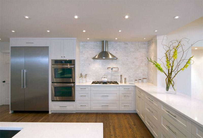 25 Minimalist Shaker Kitchen Cabinet Designs Home Design Lover Kitchen Cabinet Design Hardwood Floors In Kitchen Kitchen Design