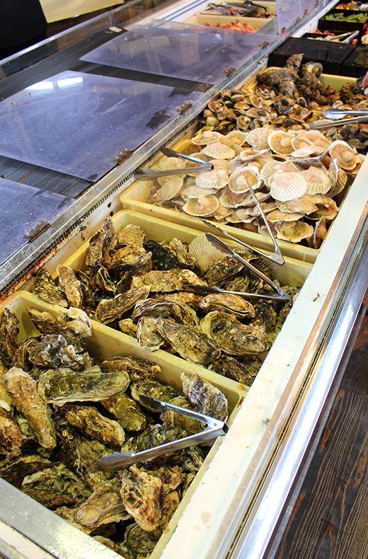 Fresh Seafood All-You-Can-Eat (Maruhama Seafood BBQ) - anaba.co