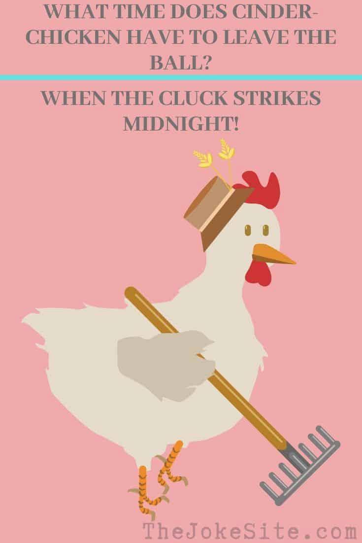 Funny Chicken Jokes Thejokesite Com Funny Jokes For The Entire Family In 2020 Chicken Jokes Chicken Humor Farm Jokes