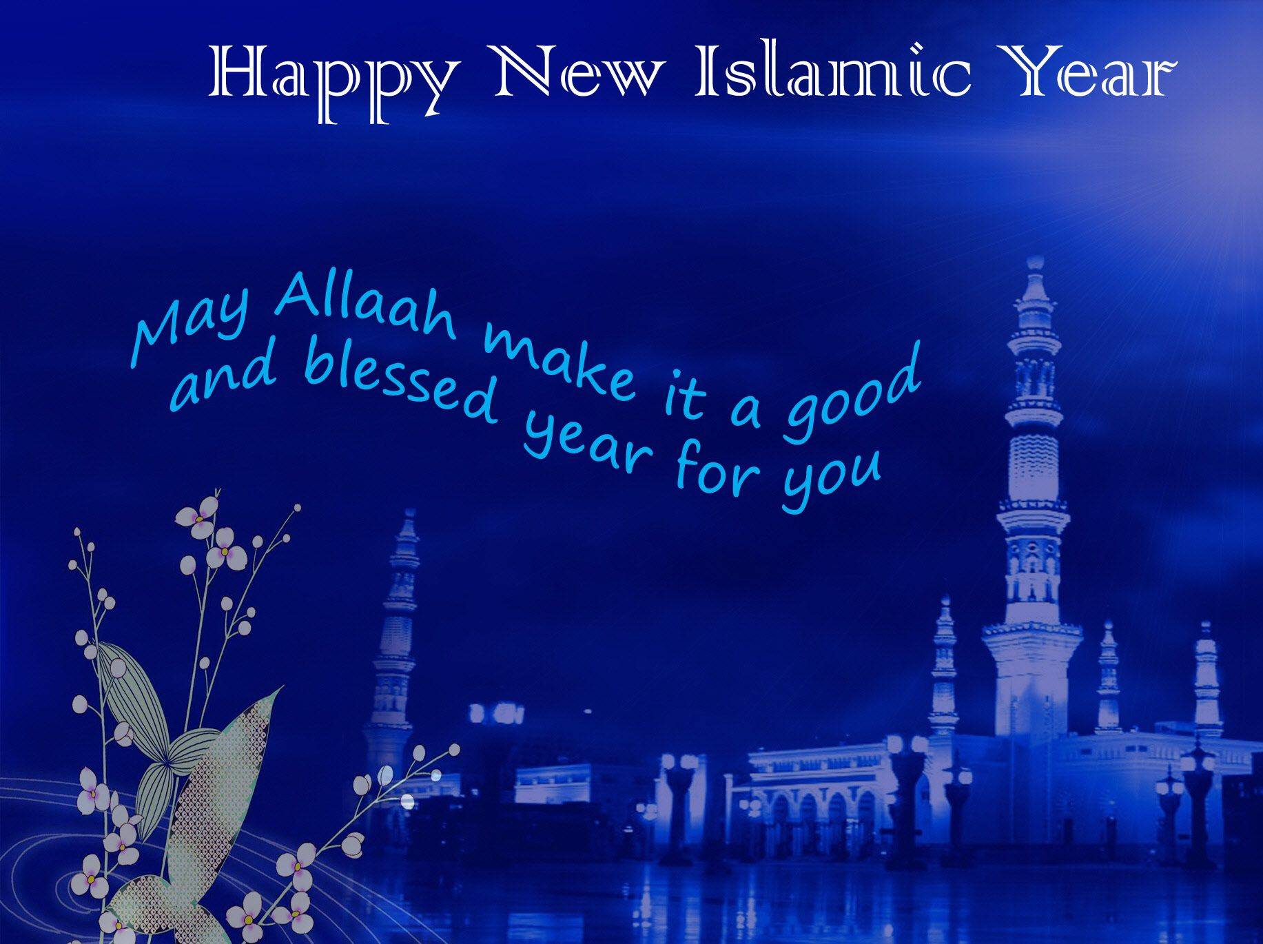 Marvelous Bidding Farewell To This Year U0026 Welcoming A Islamic New Year