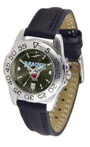 Maine Black Bears NCAA Womens Sport Wrist Watch SunTime. $56.95