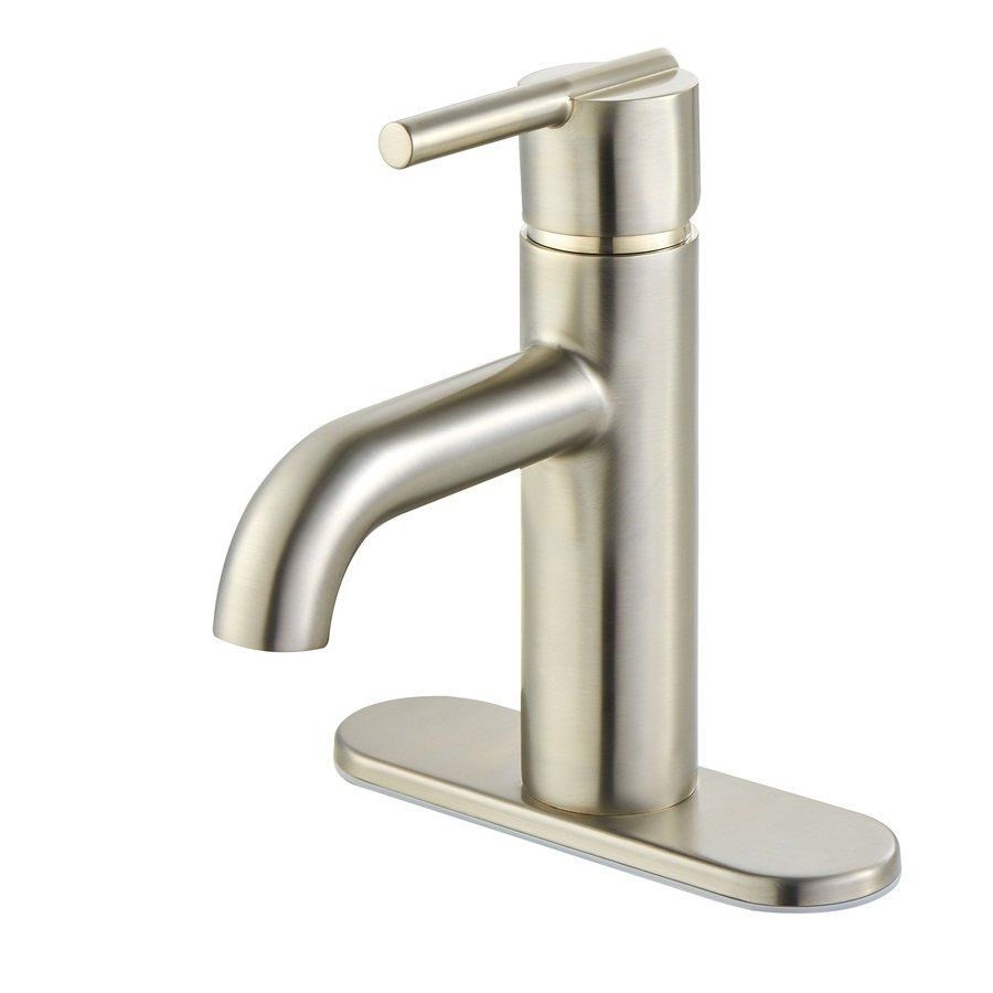 119 on sale for 79 pfister fullerton brushed nickel 1 handle