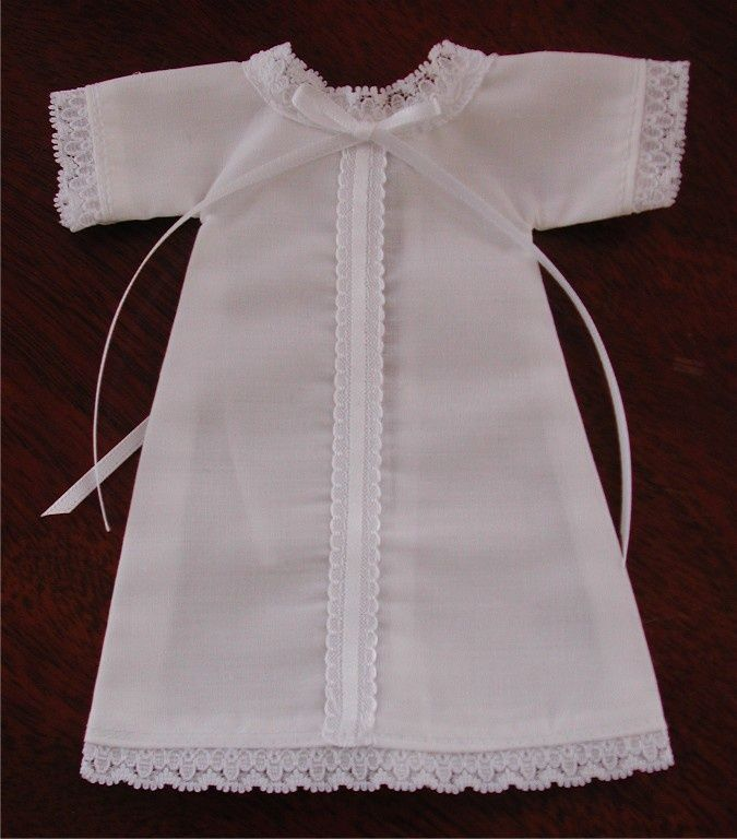 Baby Burial Gown Patterns Found On Bridgingpeopleorg Angel