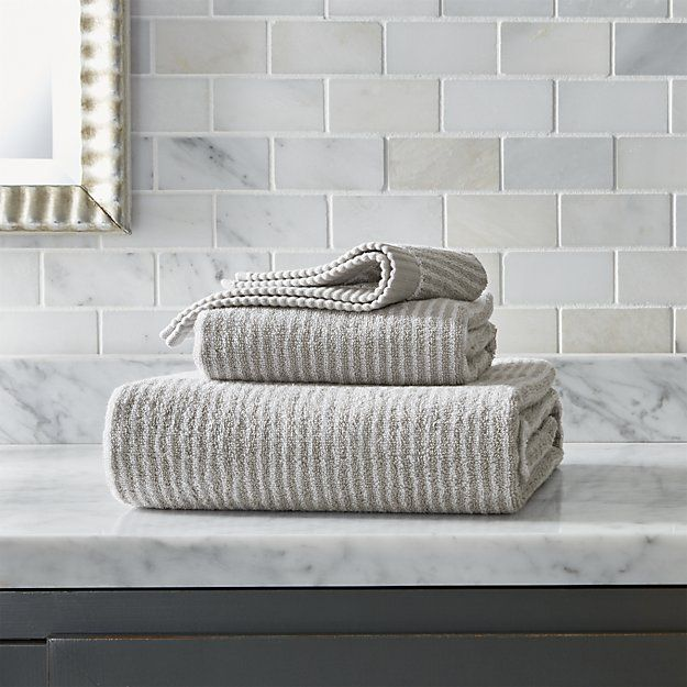 Marimekko Ilta Grey Striped Bath Towels Marimekko Lockers And - Striped bath towels for small bathroom ideas