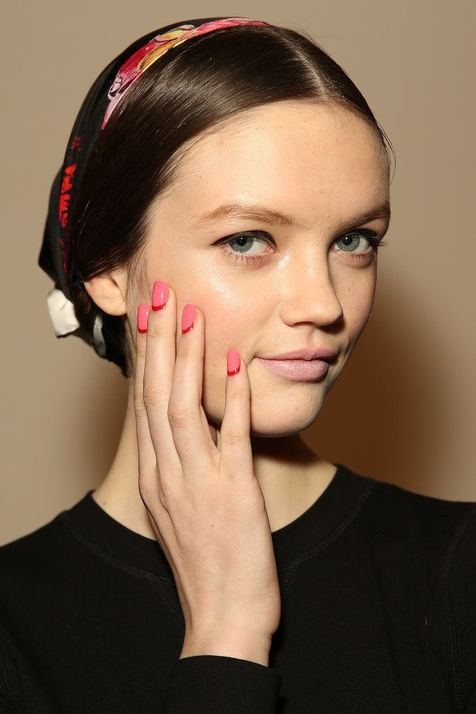 new nail trends for fall 2014. get inspired by the nail trends from fall 2014 runways new for d