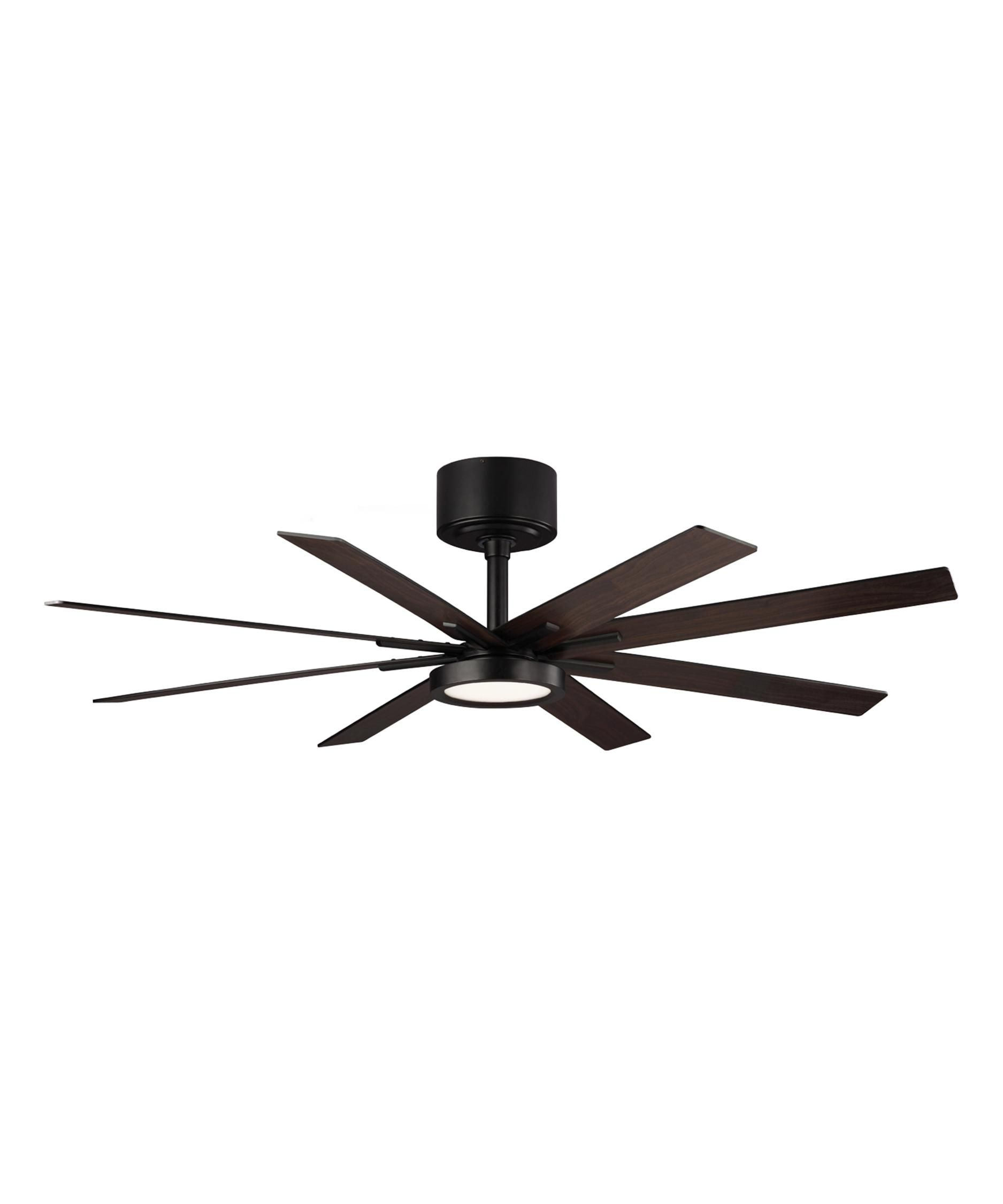 Monte Carlo 8eer60 Empire 60 Inch Ceiling Fan With Light Kit 60 Ceiling Fan Ceiling Fan With Light Fan Light