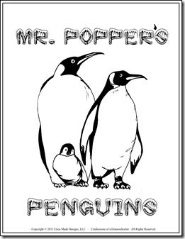 In this unit students will learn all about penguins