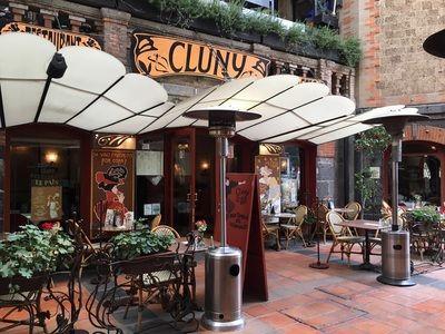 Un restaurante franc s en la ciudad de m xico entrar a for Restaurante frances