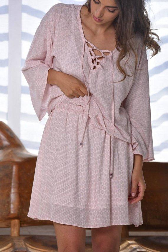 0dd29fe3f65 SALE Pink Dress Womens Gift Bridesmaid Dresses Mini Dress Women Formal  Dresses for Women Skirt Dress