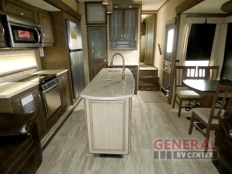 New 2017 Grand Design Solitude 300GK Fifth Wheel at General