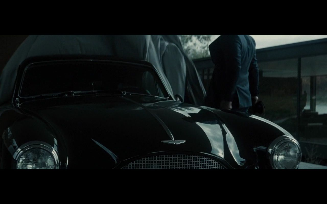 aston martin db mark iii | batman vs superman movie! | aston