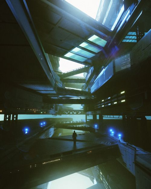 OVERPASS by beeple