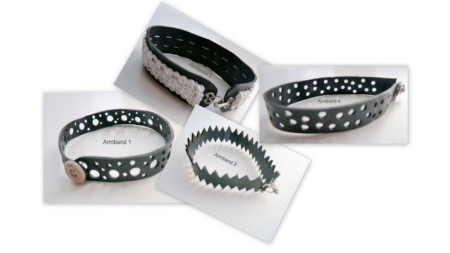 Loch-Armbänder