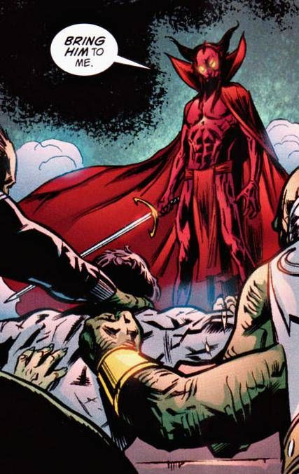 Mephisto screenshots, images and pictures - Comic Vine