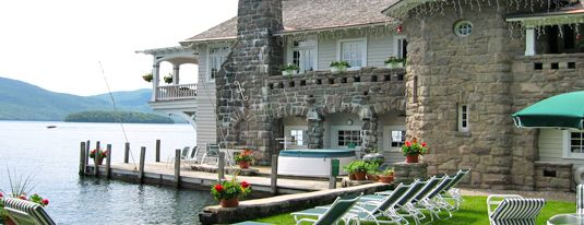 Adirondack Mountains Bed Breakfast Boathouse B The Most