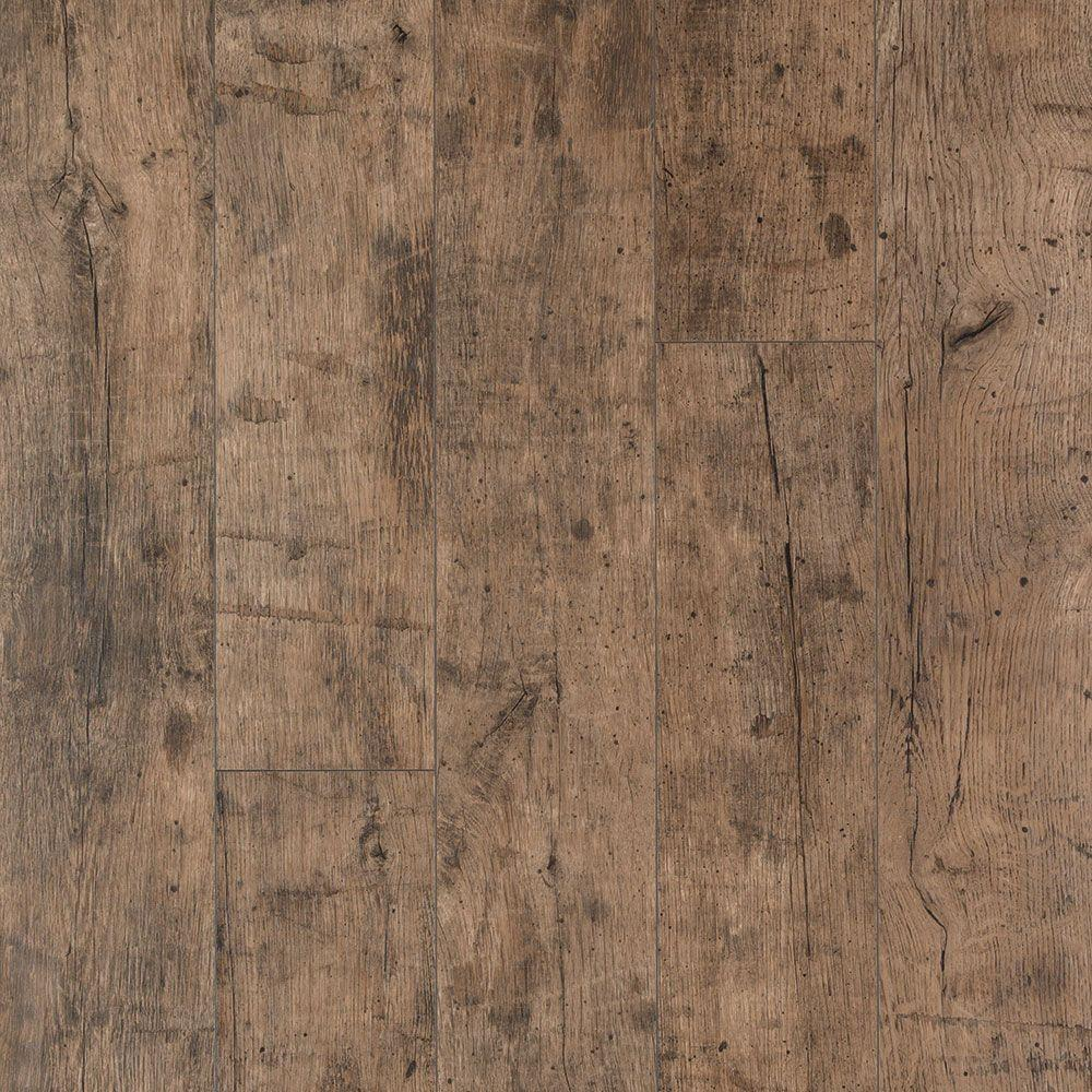 Pergo Xp Rustic Grey Oak 10 Mm Thick X 6 1 8 In Wide X 54