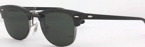 3eecd079545bb Ray Ban Clubmaster RB5154 49x21 5154 Custom Polarized Clip on Sunglasses  New