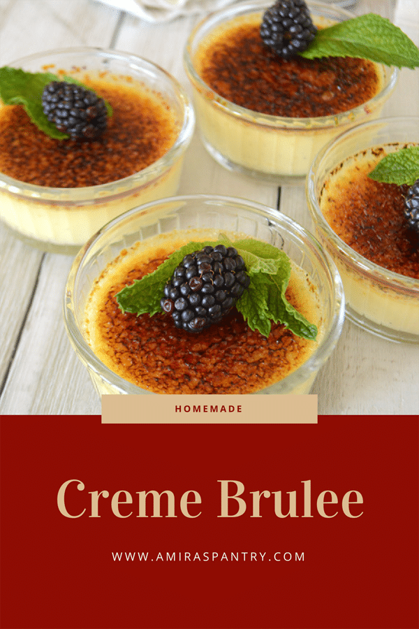 Creme Brulee Recipe Yummy Eeeeeee Omg Looks Good