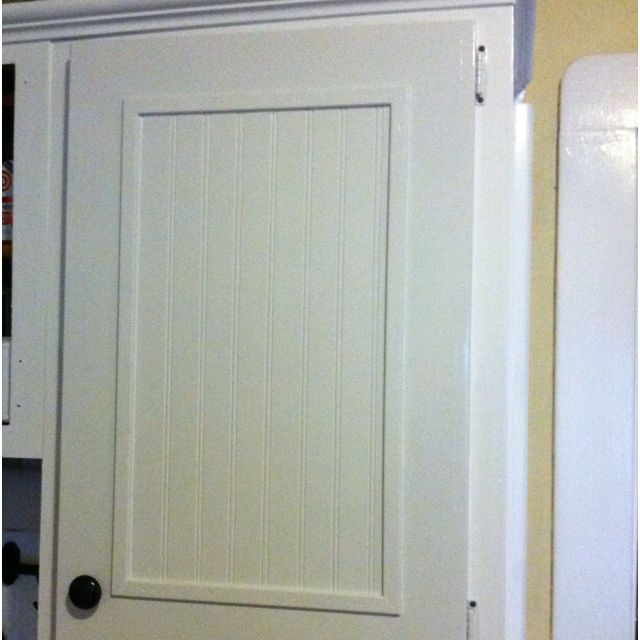 Redo Kitchen Cabinet Doors: How To Convert Your 60s Style Kitchen Cabinets Into