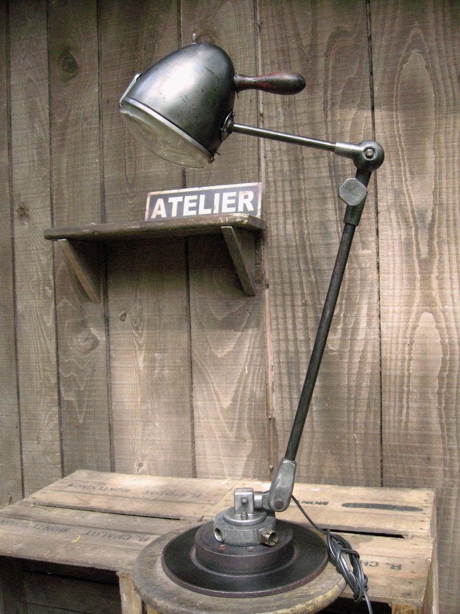 Lampe Atelier Phare 2cv 1 Beton Badezimmer Lampen Und Badezimmer
