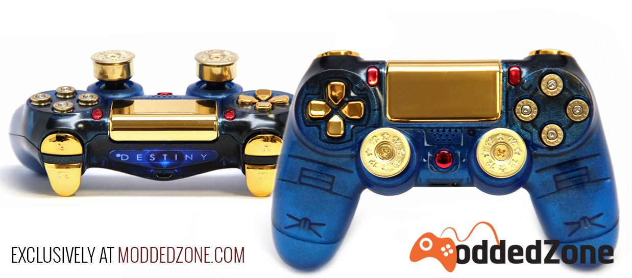 Pin by ModdedZone on Customer Creations | Ps4, Videogames