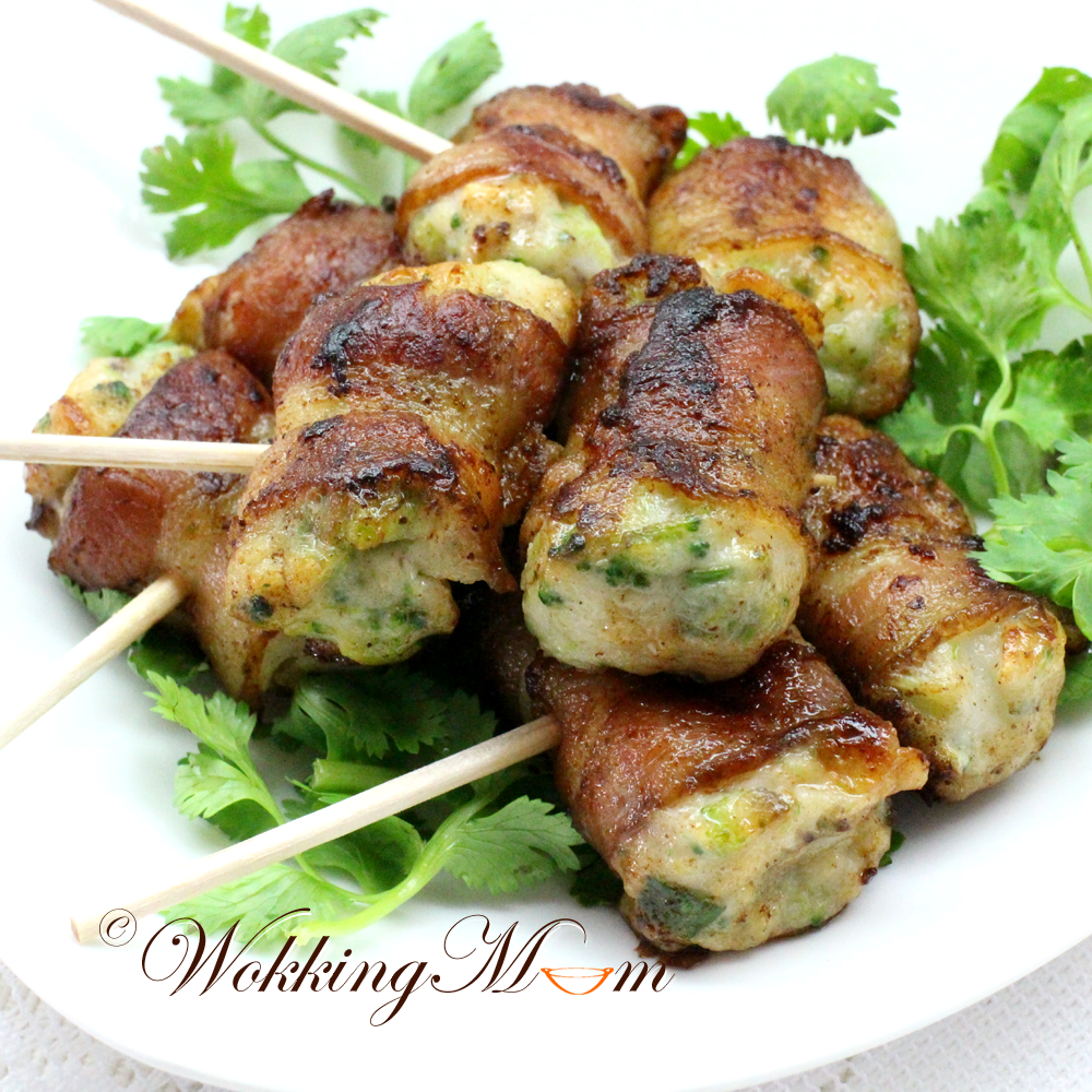 Lets get wokking bacon nugget with broccoli recipes lets get wokking bacon nugget with broccoli singapore food forumfinder Choice Image
