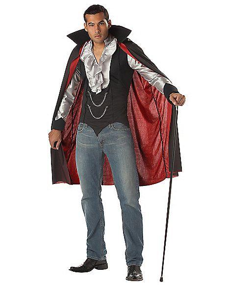 Mens V&ire Costumes - Spirit Halloween u2013 View All  sc 1 st  Pinterest & Very Cool Vampire Adult Mens Costume - (Manchester) https://www ...