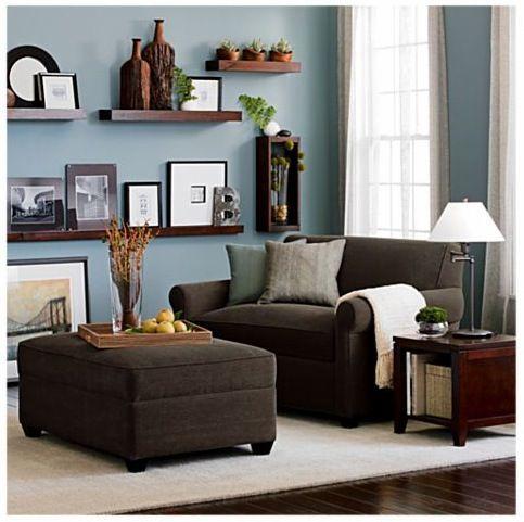 8 Stylish Small Scale Sofas