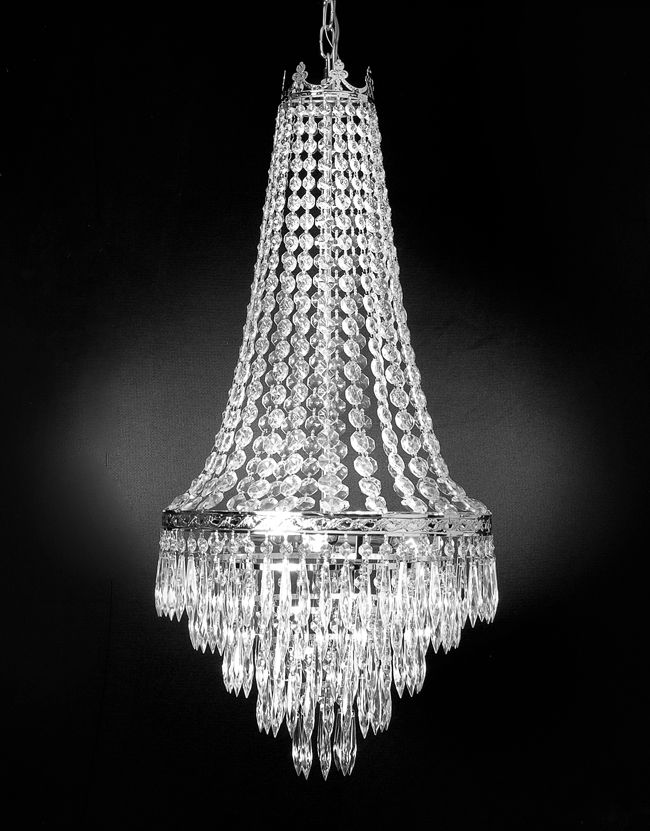 J10 8644 silver empire style chandelier chandeliers crystal j10 8644 silver empire style chandelier chandeliers crystal chandelier crystal chandeliers mozeypictures Image collections