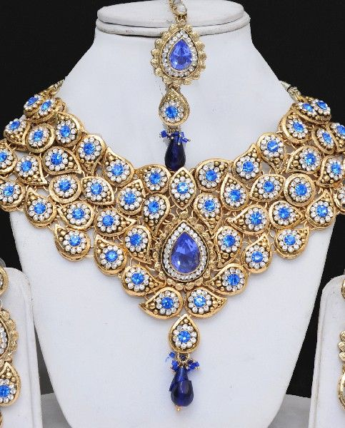 indian jewelry Indian Wedding Jewelry Online gems Pinterest