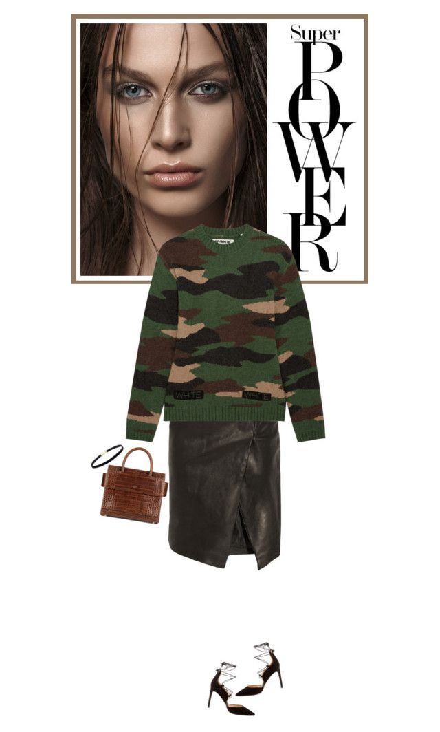 """You can never have to much camo."" by mariots22 ❤ liked on Polyvore featuring Sam Edelman, Givenchy, Vetements and Off-White"