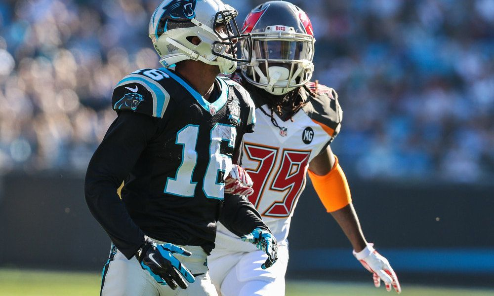 Report: Panthers won't tender WR Philly Brown and WR Brenton Bersin = According to a report from Joseph Person of The Charlotte Observer, the Carolina Panthers are not planning to tender WR Philly Brown and WR Brenton Bersin. This means that, though the two could wind up signing with the Panthers again, they'll at least hit the free agent market. Both are depth wideouts. Brown had 27 catches in 2016, putting up…..