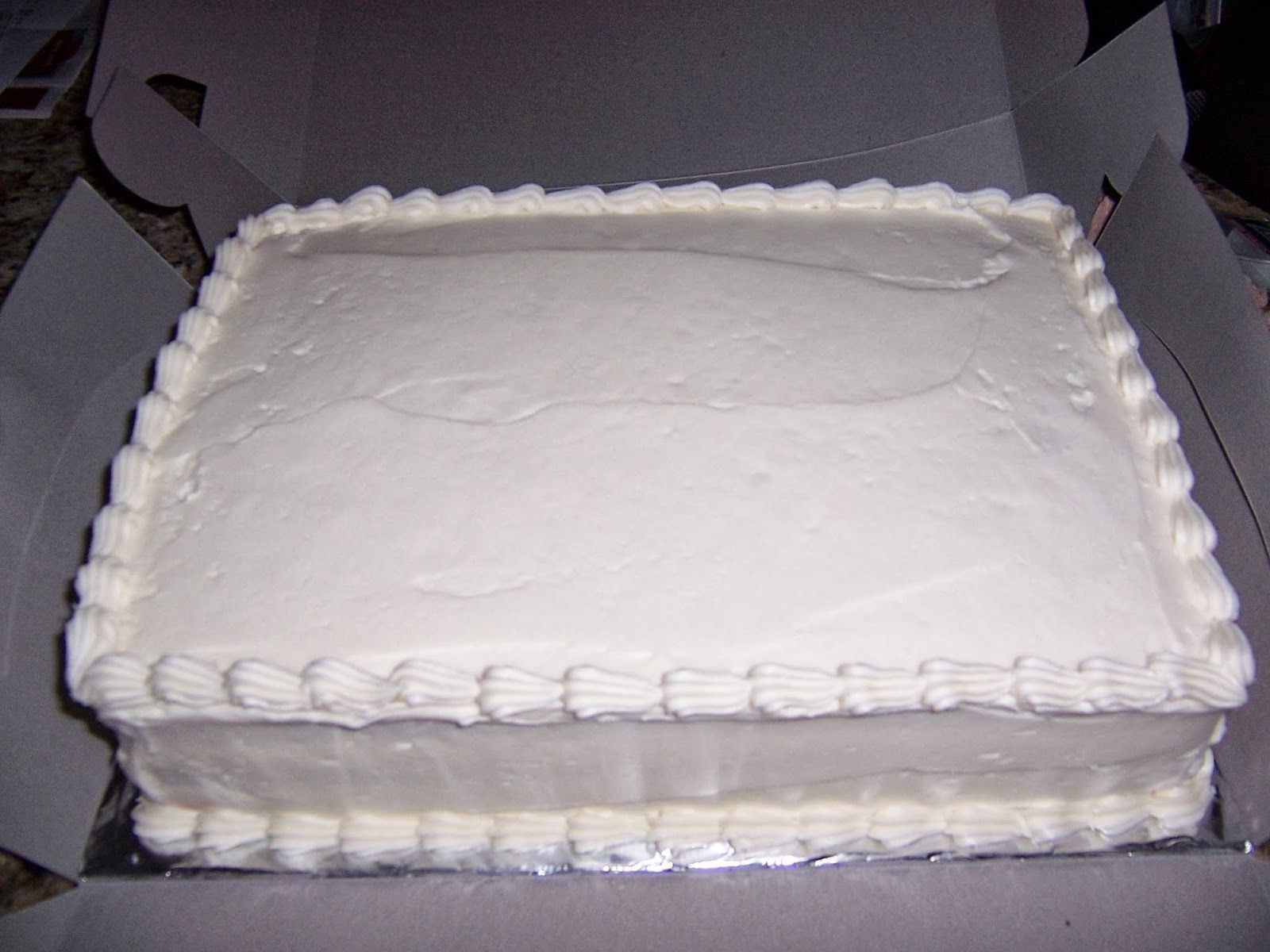 Why Does My Custom Cake Cost SO Much? Costco birthday