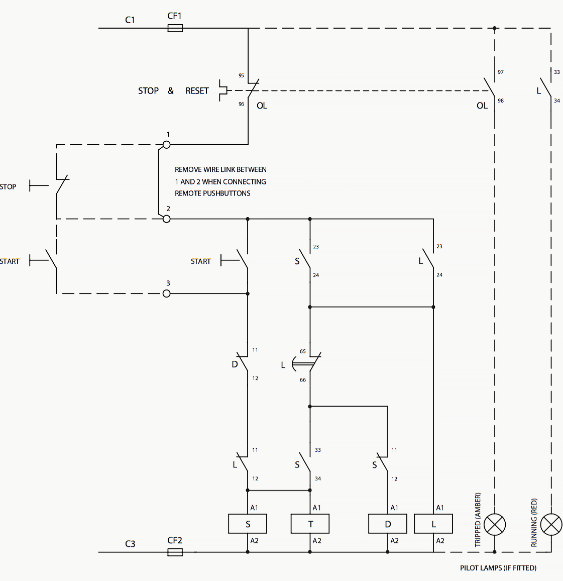 Wiring Diagram Of Star