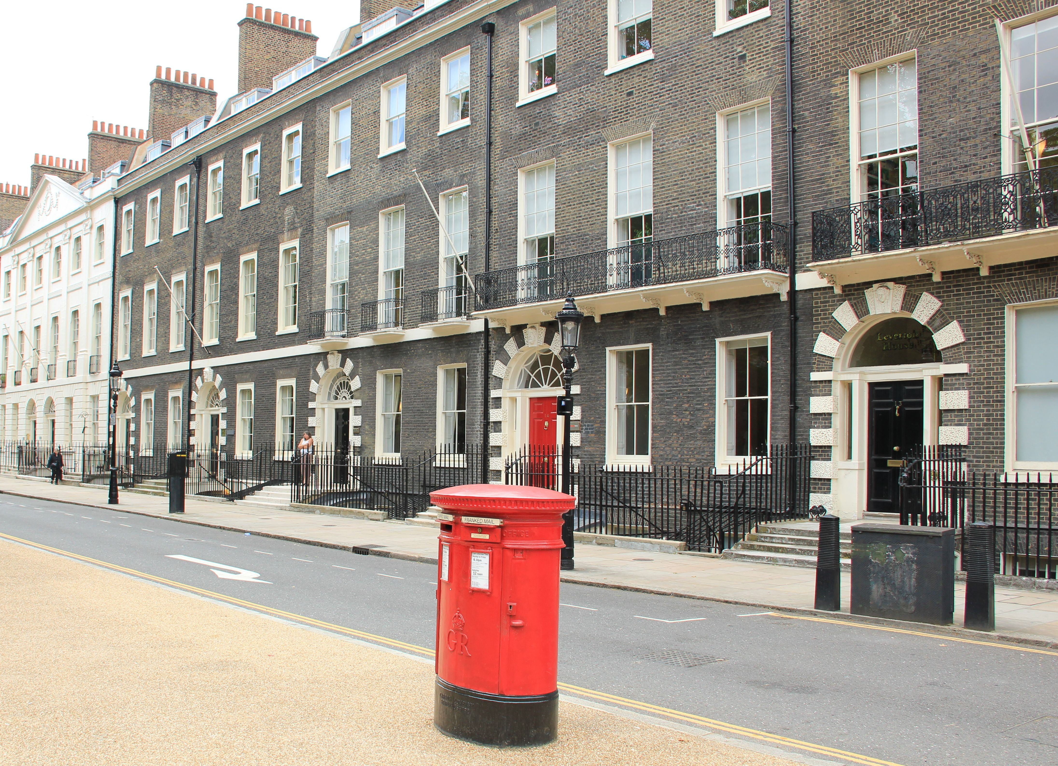 Bedford Square Bedford Square London Town Fire Extinguisher