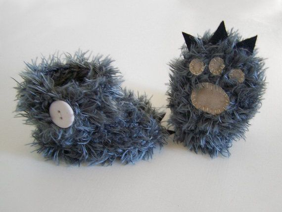 The Wolfies ARE BACK by PinkyRoo on Etsy, SERIOUSLY WANT THESE!!!