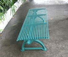 Cement Stone Collection Bench With Casting Legs Recycled Plastic Wood Collection Direct From China Mainland Outdoor Garden Bench Outdoor Bench Metal Bench