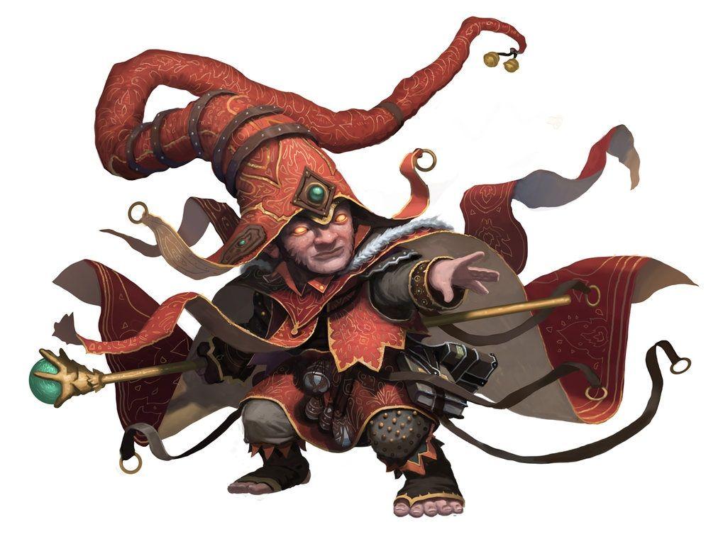 Halfling Wizard Pathfinder Rpg Pfrpg Dnd Dd D20 Fantasy