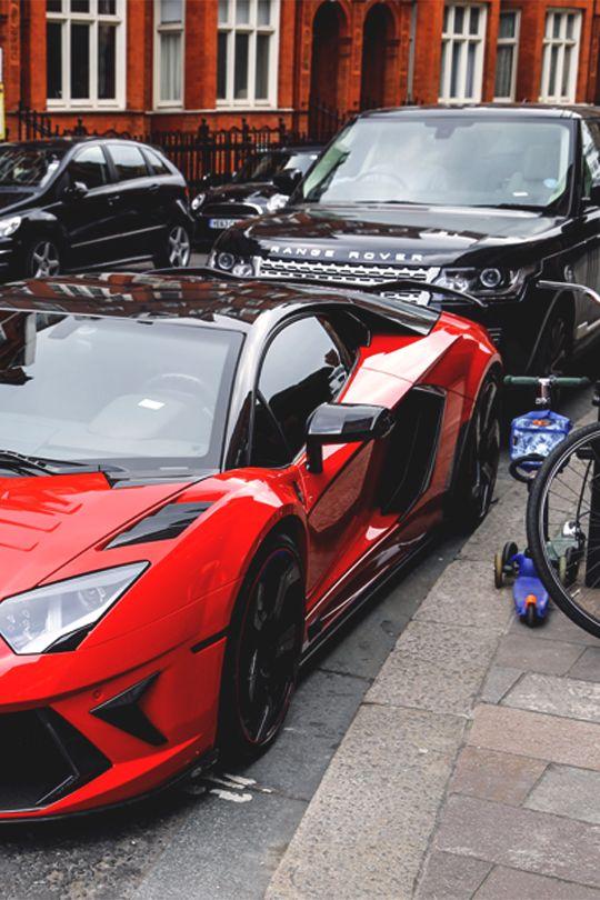 Italian Luxury Italian Luxury Lamborghini Aventador Range