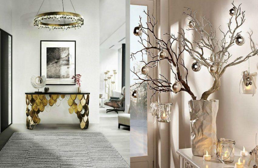 Good Top 10 Weihnachten Deko Ideen Zur Einen Luxus Eingangshalle