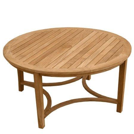 Teak Outdoor Tables Berwick Round Coffee Table Coffee Table Round Coffee Table Table